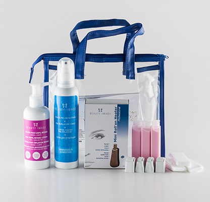 KIT DEPILACIÓN FACIAL